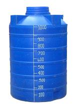 แท็งน้ำพลาสติก 1000  ลิตร